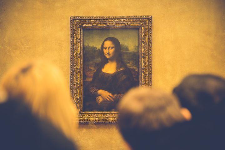 obras del museo del Louvre