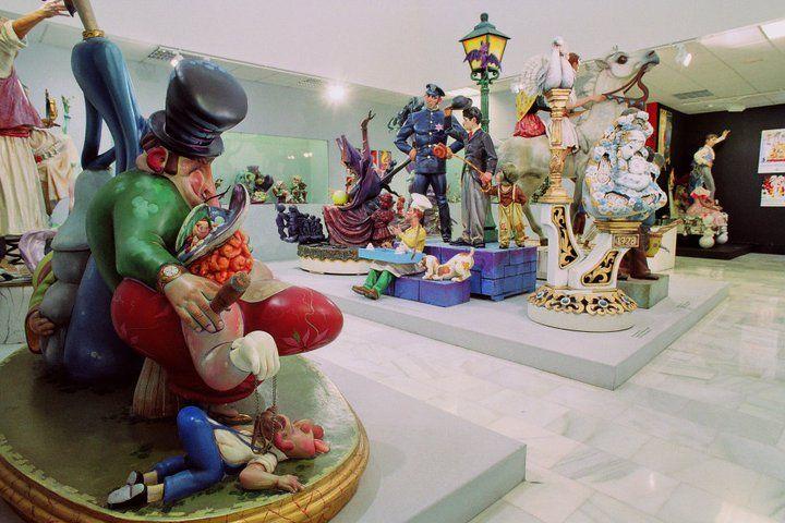 El museo de Hogueras alicante