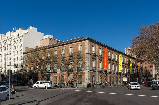 museo thyssen de Madrid
