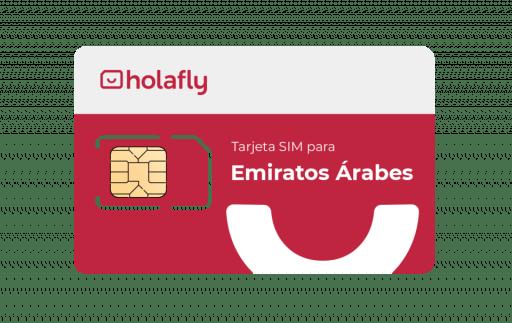 Tarjeta SIM de datos para Dubai