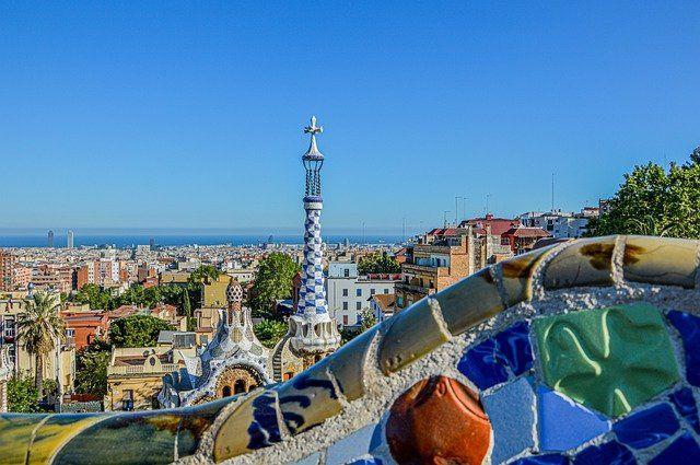 un itinerario de dos dias en Barcelona
