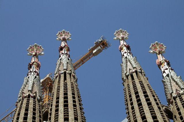 La Sagrada Familia de Gaudi