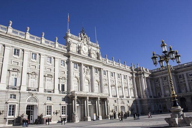 como visitar el palacio real de Madrid